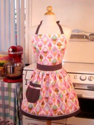 Ice Cream Cones Apron